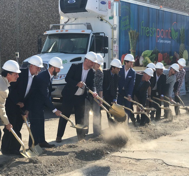 Groundbreaking-Ceremony-FreshPoint-Produce_Dallas