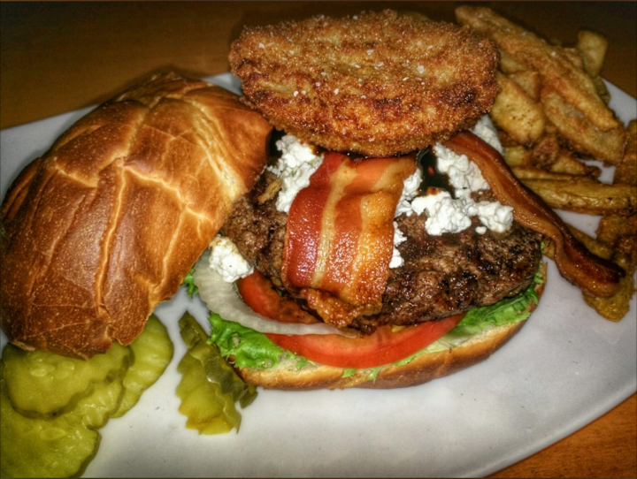 Chef Story — James Johnson's Southern Lovin' Burger