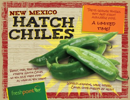 hatch chile peppers